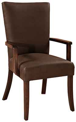 Amish Made Trenton Arm Chair