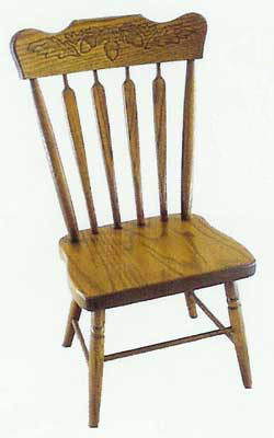 Amish Made Childrens' Arrow Chair