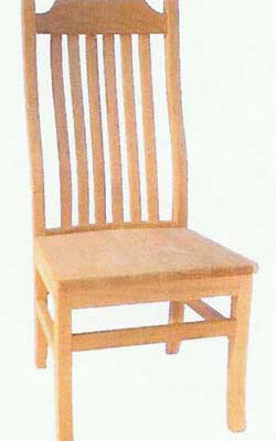 Amish Made Mission Child Chair