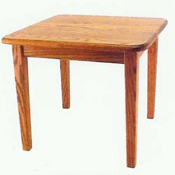 Amish Made Child's Table