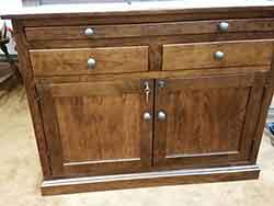 Flush Mount Doors and Drawers