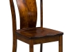 Amish Albany Side Dining Chair
