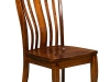 Amish Made Bayridge Side Dining Chair