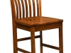 Amish Made Baytown Bar and Bistro Stool