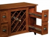 CS-Amish-buffet-Monroe-Wine-Cabinet-open2