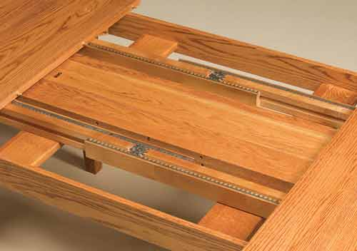 Amish Custom Tables For Kitchen And Dining Room The Wood